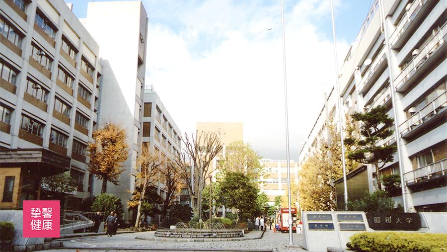 昭和大学 学校大楼全景图