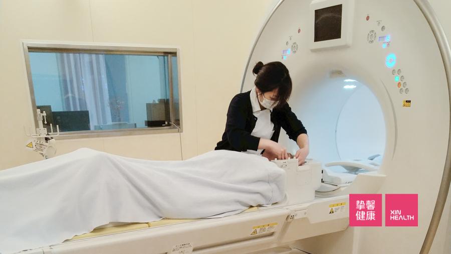 日本全面高级2日套餐  核磁共振检查
