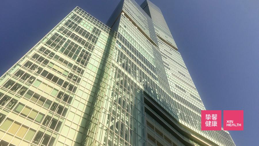 日本体检部 所在大楼—日本最高楼