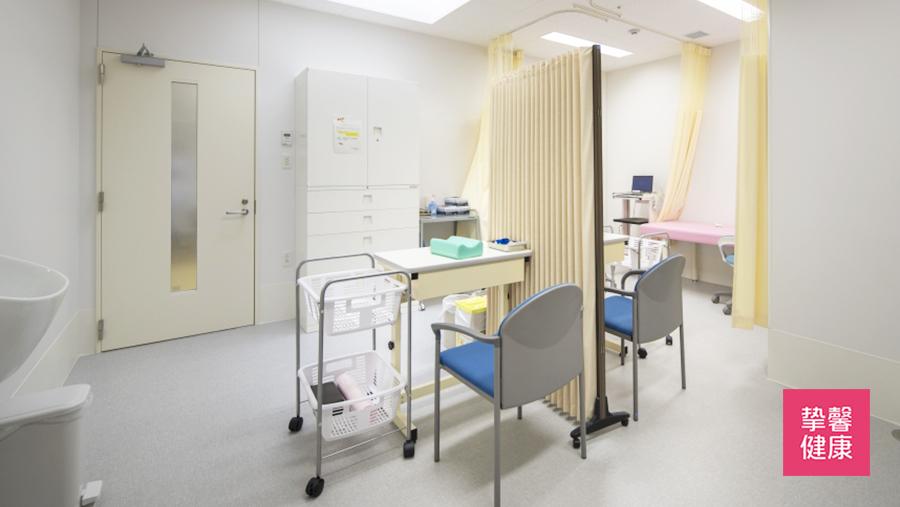 东京大学医学部附属医院采血室