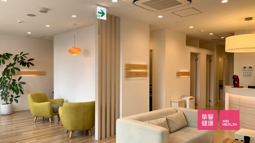 日本全面高级2日套餐所提供的体检内部环境