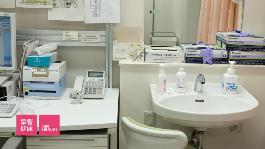 胃镜检查室设备配置