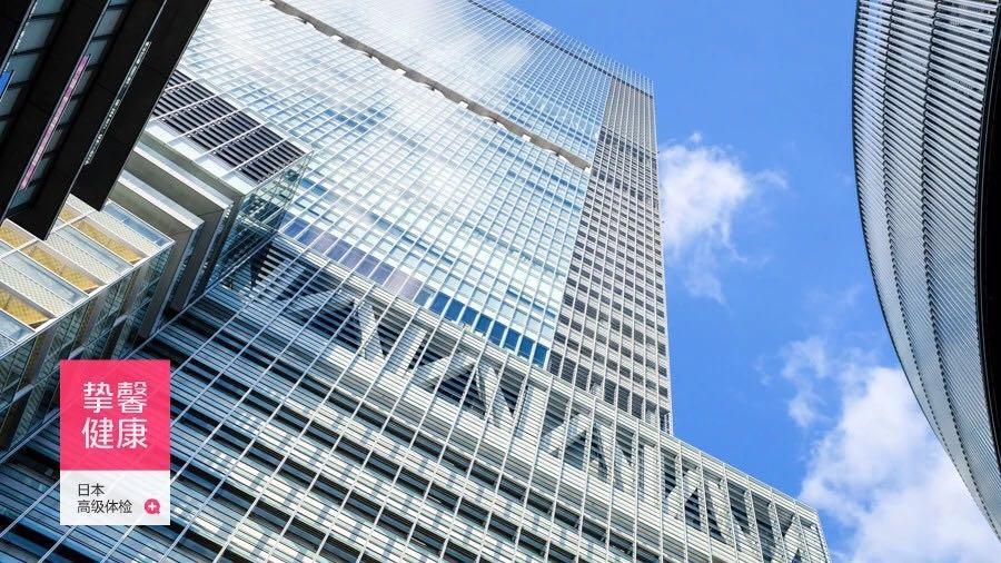 万豪都酒店所在——日本第一高楼