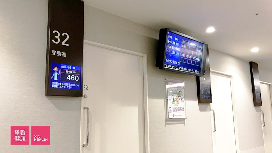 日本医科大学附属医院 诊察科室