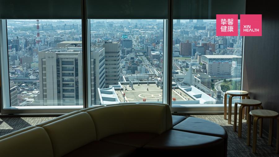 日本高级体检 体检休息区域