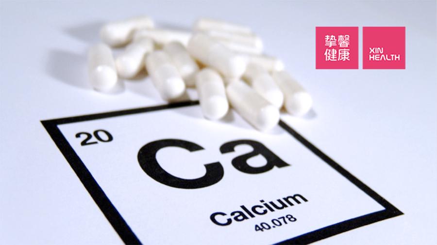 钙离子在人体内维持着动态平衡