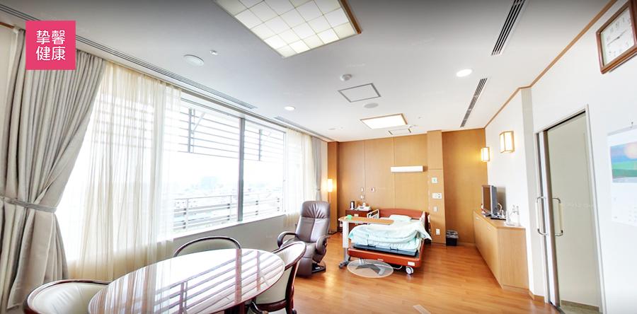 京都大学医学部附属医院 单人病房