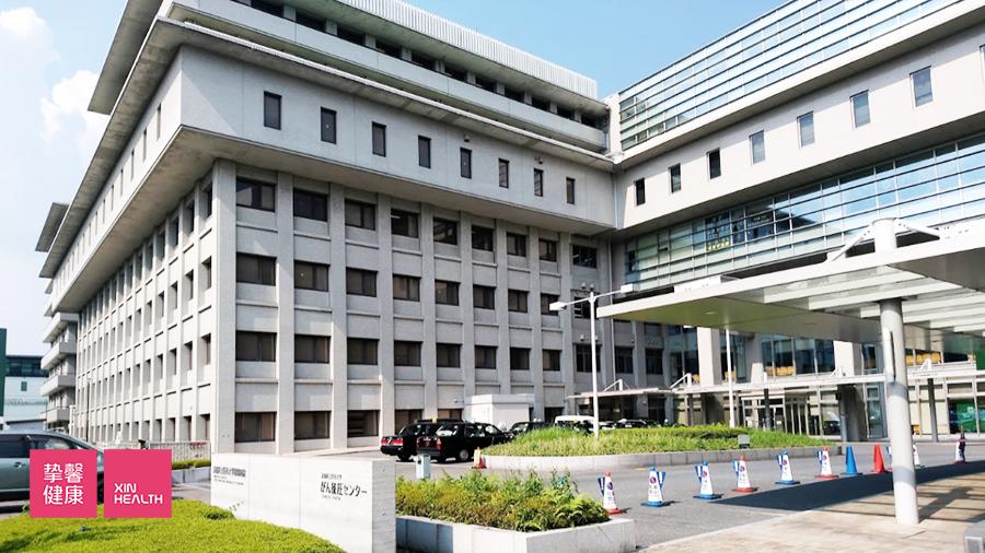 京都府立医科大学附属医院大楼