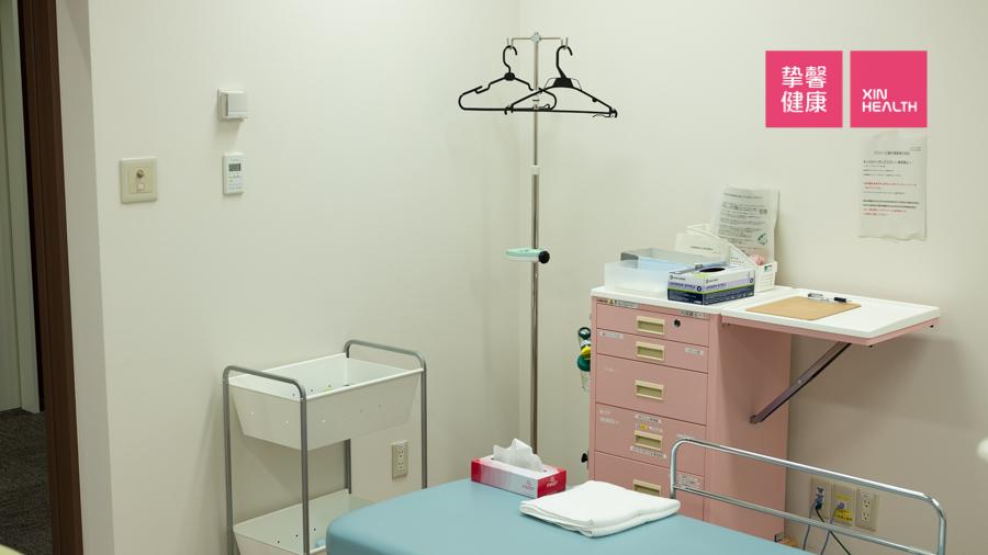 大阪市立大学医学部附属病院体检部 胃镜检查室