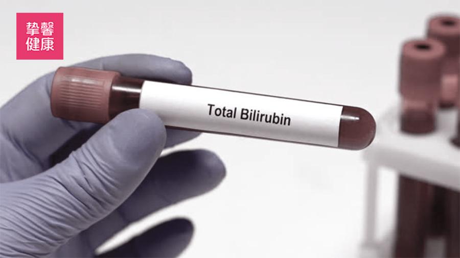 总胆红素 Total Bilirubin 是直接胆红素和间接胆红素的总和