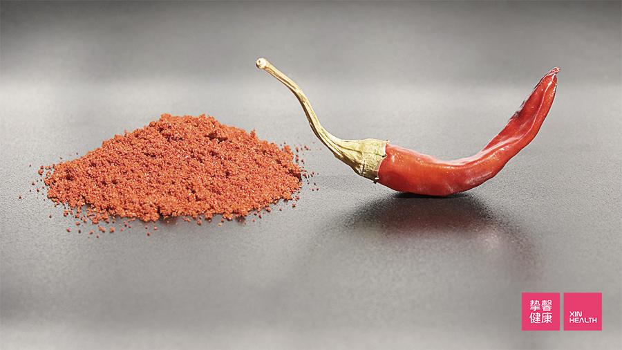 辣椒素会引起痛感