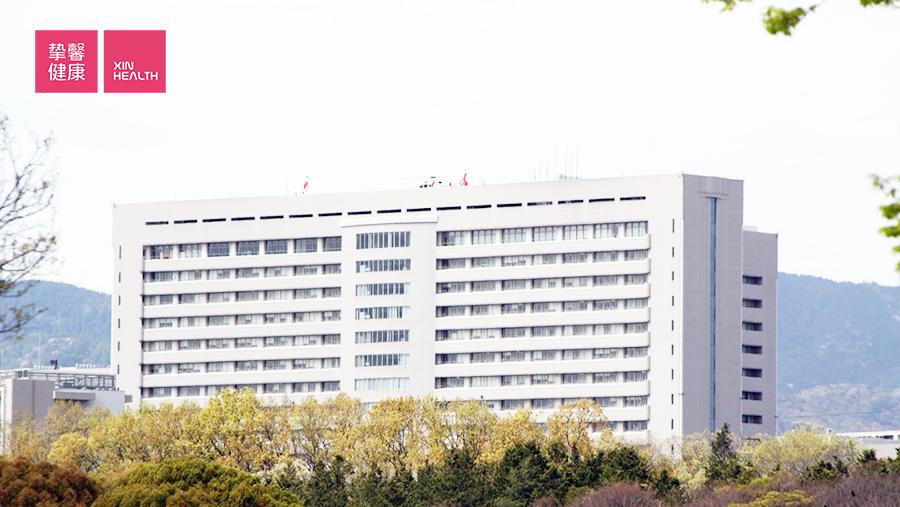 大阪大学医学部附属医院大楼
