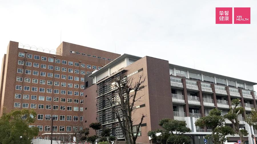 近畿大学医学部附属医院大楼