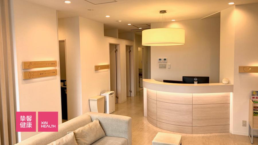 日本高级体检 肠镜检查医院内部环境