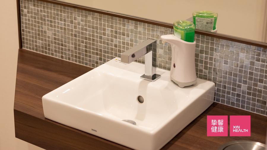 西山消化器内科病院洗手间