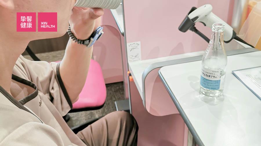日本高级体检中的75g糖负荷检查