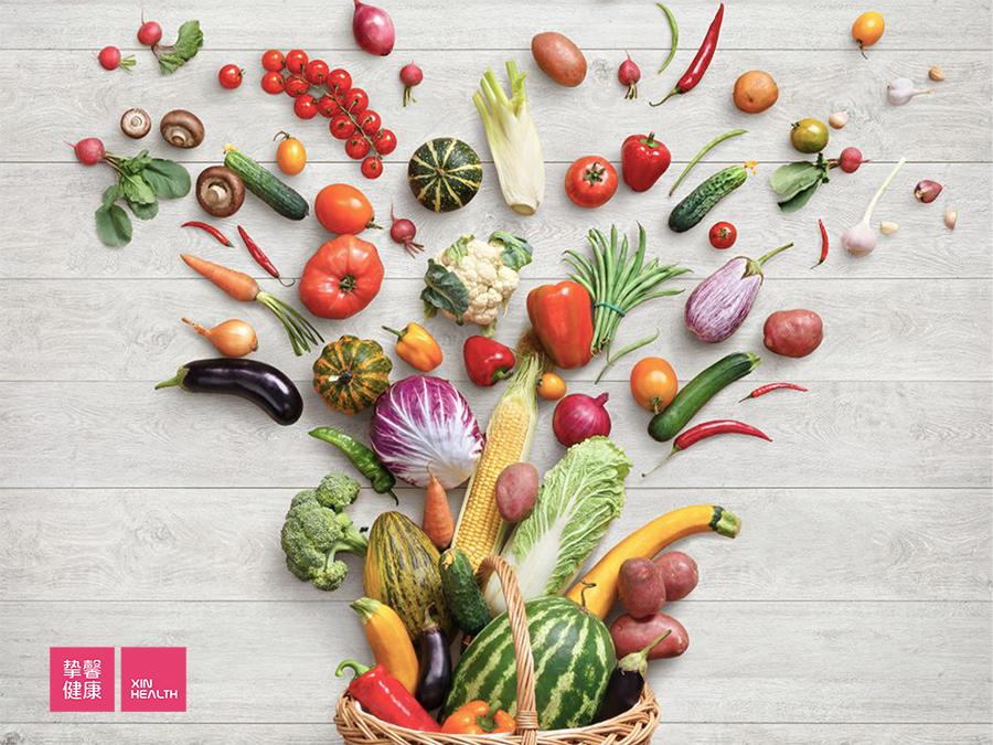 健康均衡饮食降低糖尿病发病风险
