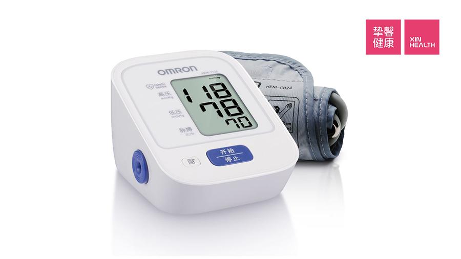 高血压患者家中常备血压计