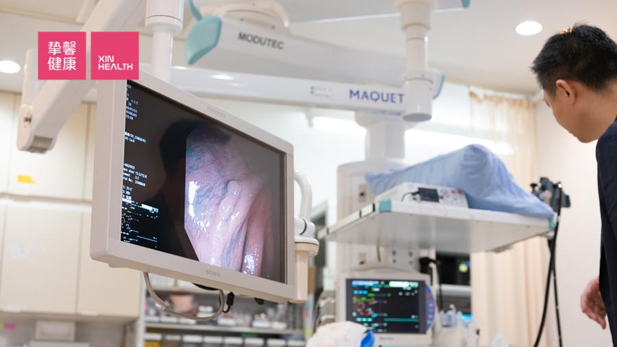 肠镜检查可以筛查是否有结肠癌