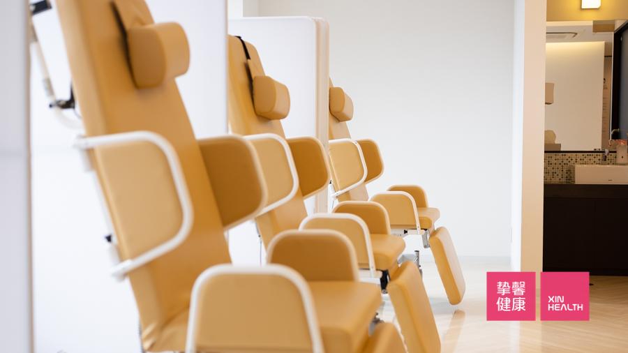 日本肠镜检查 患者休息专用座椅