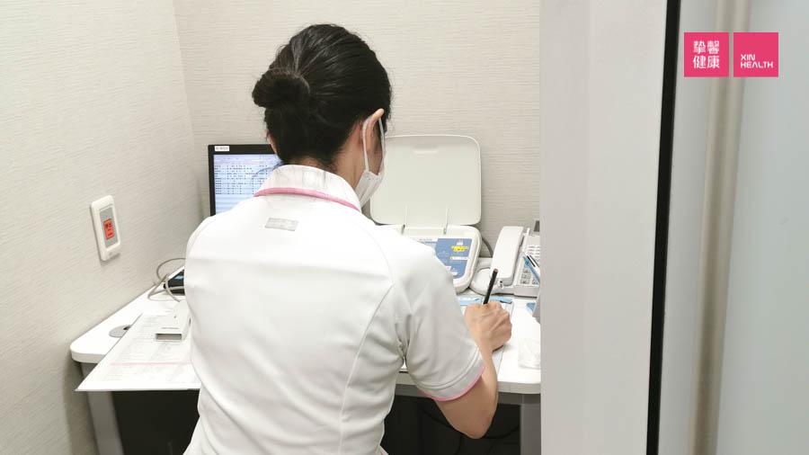 日本高级体检 听力检查