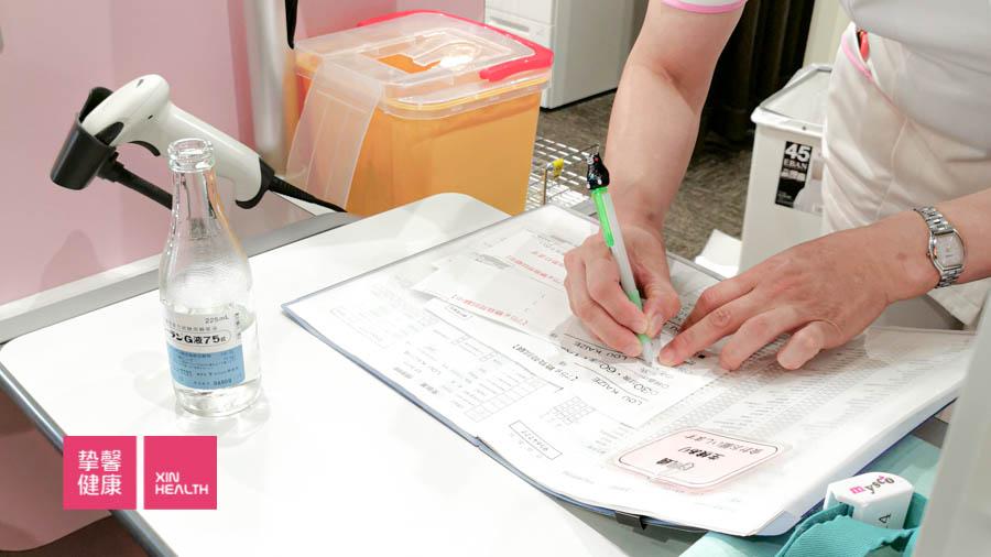 日本高级体检 75g糖负荷测试检查