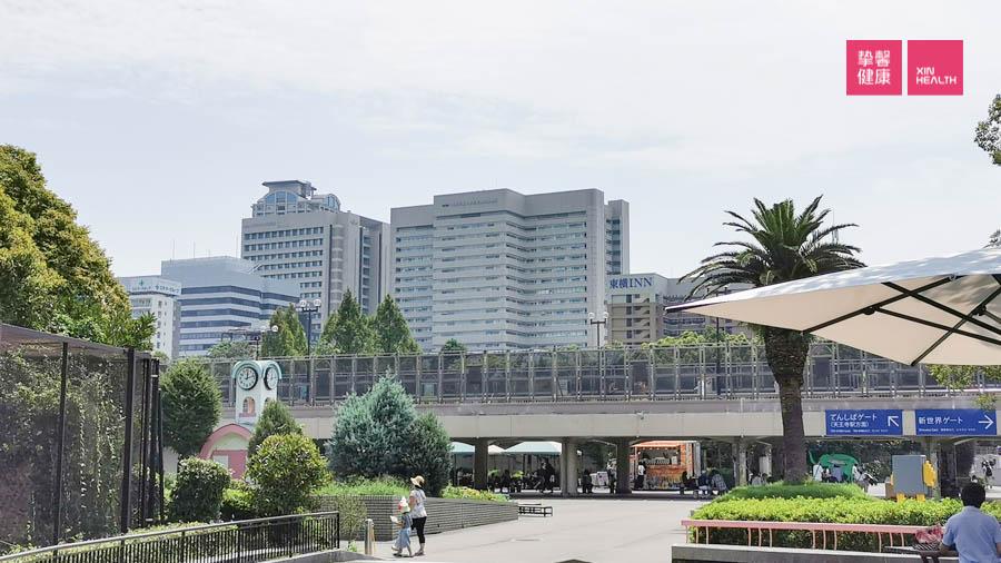日本高级体检 大阪市立大学医学部附属医院