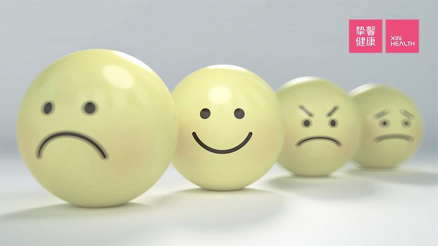 人的性格差异,导致患心身疾病的风险有差异。