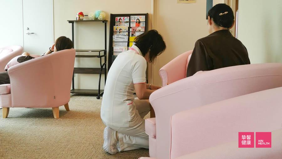 日本高级体检 护士服务细致