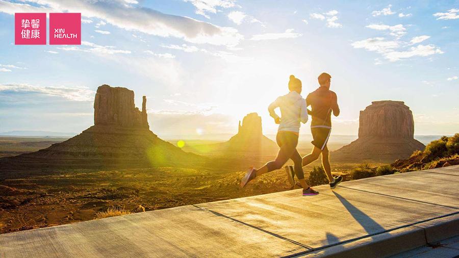 大多数人喜欢跑步锻炼