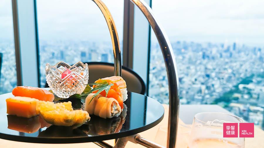 日本体检 全面高级2日套餐所包含的餐食