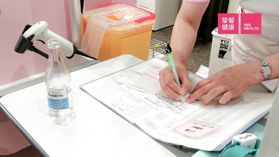 日本体检 餐后血糖检查