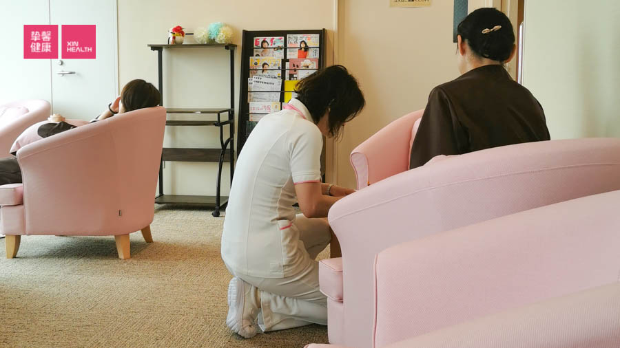 在日本看病,医护人员服务质量高是一大特色