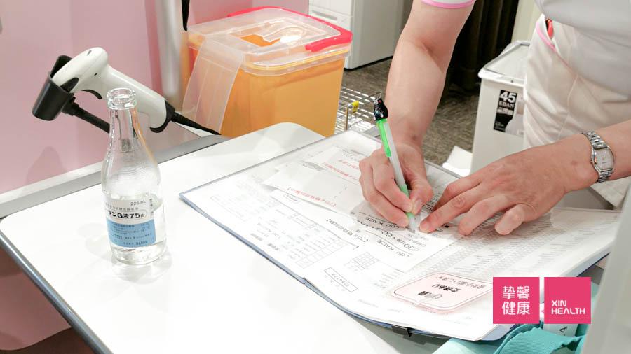 日本高级体检 75g糖负荷测试