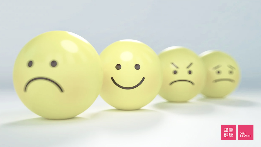焦虑症影响着人们的情绪