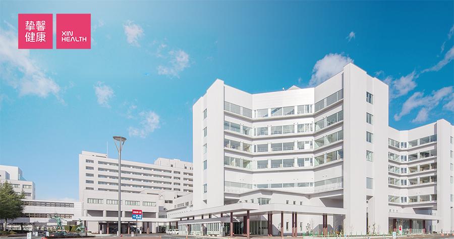 福岛县立医科大学附属医院大楼