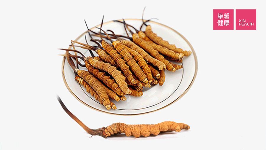 冬虫夏草是最常见的补品之一