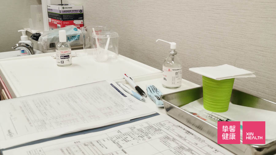 日本高级体检 胃镜检查前的准备