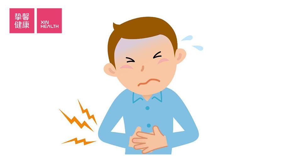 胃疼是幽门螺杆菌感染常见的症状