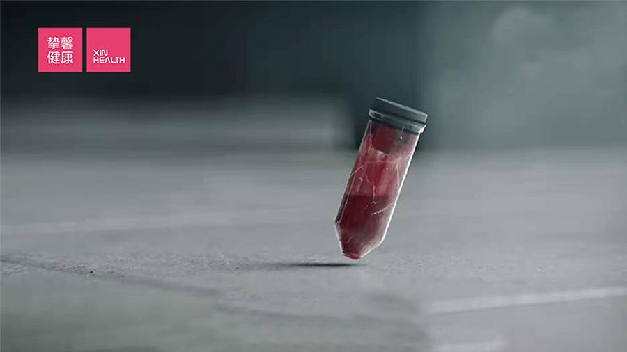 Theranos 公司的纳米血液容器非常容易丢失
