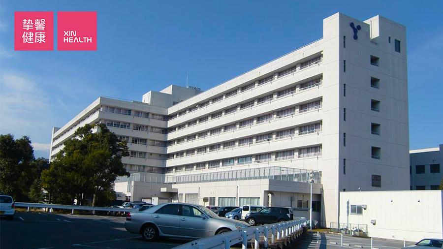 山梨大学医学部附属医院大楼