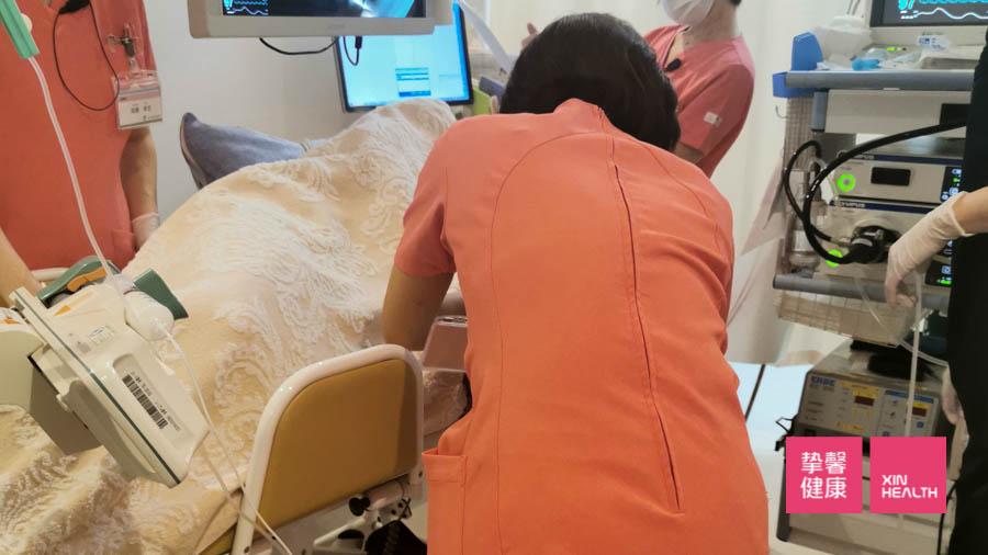 肠镜检查是筛查消化道疾病的首选