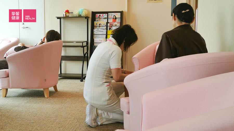 日本高级体检 女性检查专区