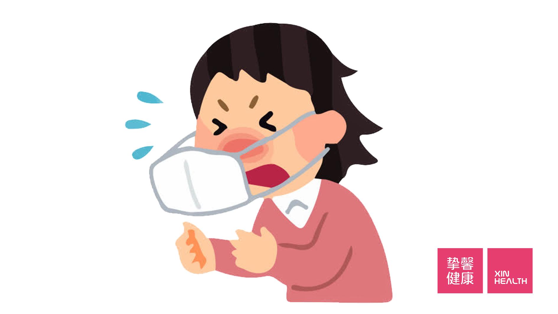 咳嗽是肺结核患者的常见症状