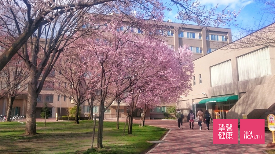 信州大学校园