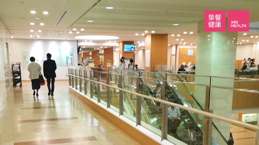 日本高级体检医院 内部环境