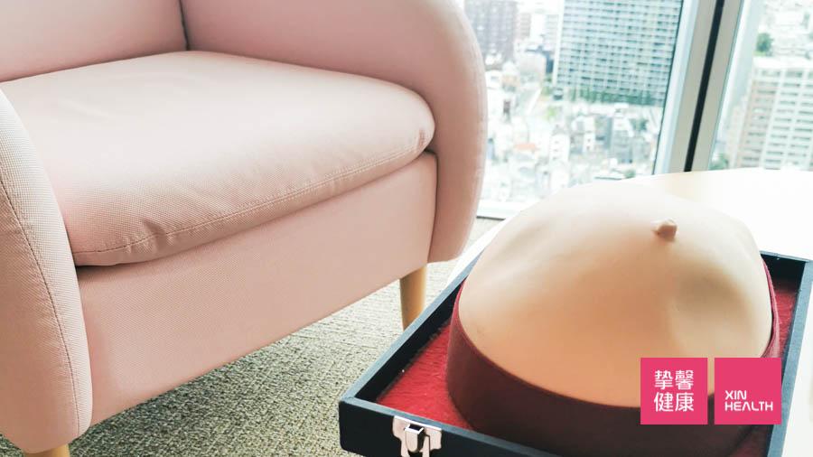 日本高级体检 乳腺疾病自查模型