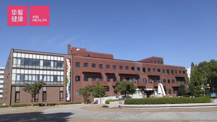 岐阜大学 学校大楼