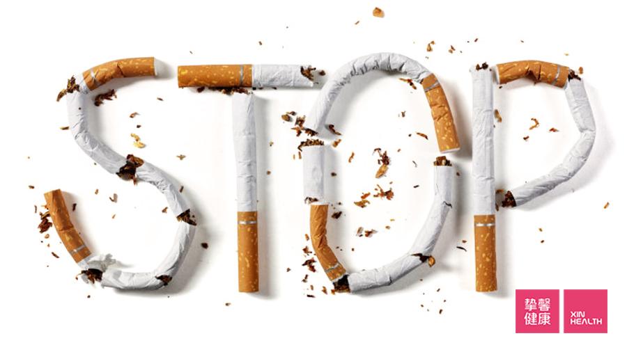 吸烟会让皮肤变差