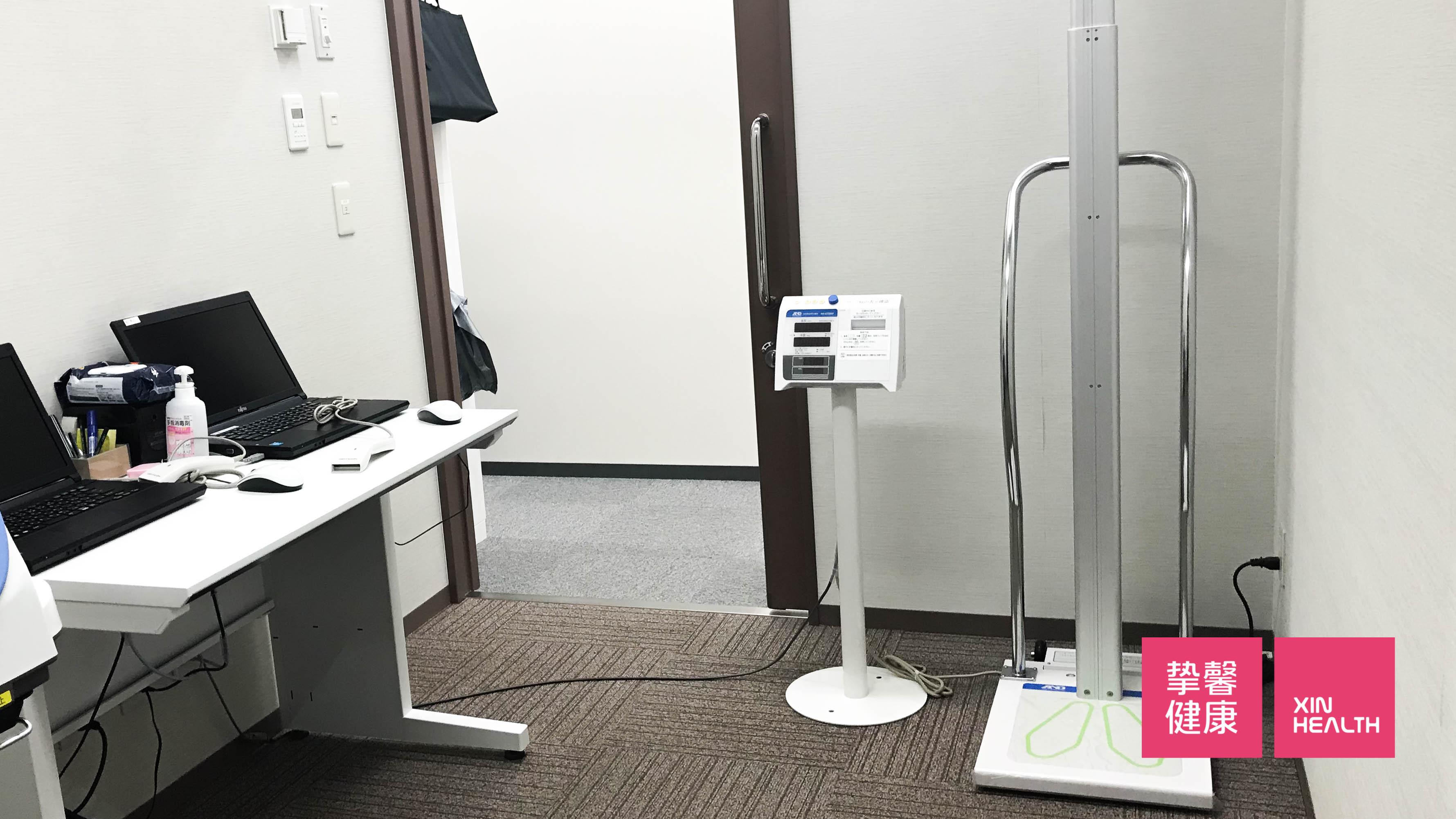 日本高级体检 医生诊疗室